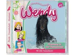 Kiddinx Hörbücher CD »Wendy - Abenteuer in der Piratenbucht (69)«