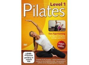 DVD »Pilates Level 1 - Das Figurtraining«