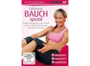 DVD »Fatburner Bauch Spezial«