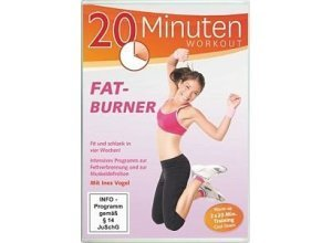 DVD »20 Minuten Workout - Fatburner«