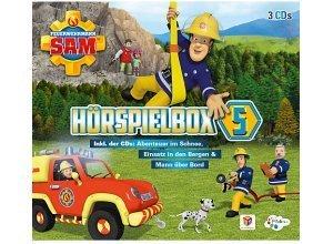 CD Feuerwehrmann Sam CD-Box Vol.5
