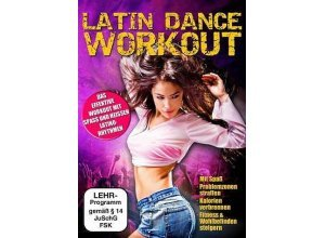 DVD »Latin Dance Workout«