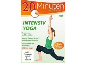 DVD »20 Minuten Workout - Intensive Yoga«
