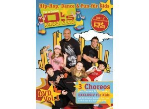 DVD »D!S Kids Club - Vol. 01«