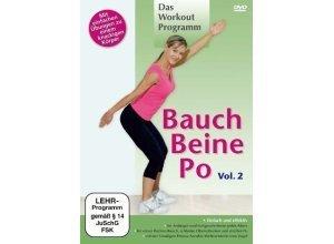 DVD »Bauch, Beine, Po Vol. 2«