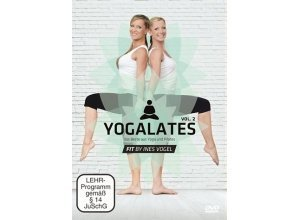 DVD »Yogalates Vol.2«