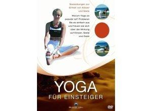 DVD »Yoga für Einsteiger«