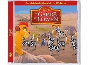 Kiddinx Hörbücher CD »Disney - Die Garde der Löwen - Folge 6«