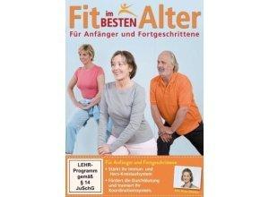 DVD »Fitness für Senioren«