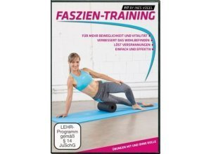 DVD »Fit by Ines Vogel - Faszien-Training«