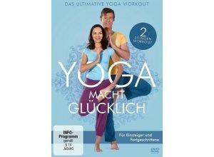 DVD »Yoga macht glücklich«