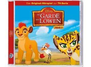 Kiddinx Hörbücher CD »Disney - Die Garde der Löwen - Folge 5«