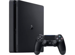 PlayStation 4 (PS4) 500GB Slim, schwarz