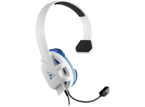 PS4 Turtle Beach Recon Chat Headset (weiss)