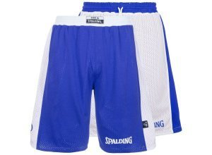 SPALDING Essential Reversible Basketballshort Kinder, blau