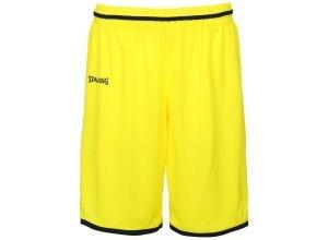 Spalding Move Shorts Kinder, gelb