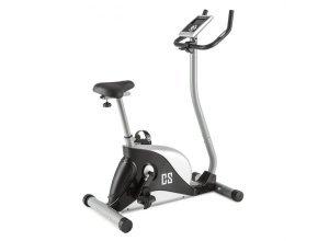 Cozzil Cardiobike Heimtrainer 12 kg Puls Computer silber