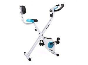 Azura Comfort Fahrrad-Heimtrainer Rückenlehne klappbar 100kg