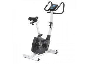 Durate Cardiobike Heimtrainer 9 kg Puls Computer silber