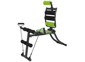 VITALmaxx Body-Fitnesstrainer 6in1, schwarz