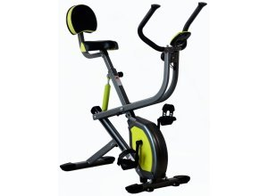 Heimtrainer, »X-Bike-Rider X300«, grau