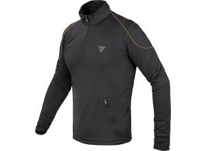 Dainese Fleece E1 Funktionsshirt Herren - GrüN/Orange - XL