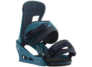 Burton Freestyle - Snowboard Bindung für Herren - Blau (mariner green)