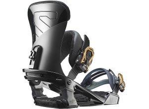 Salomon Trigger - Snowboard Bindung für Herren - Schwarz (black)