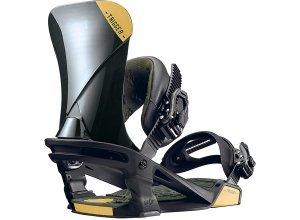 Salomon Trigger - Snowboard Bindung für Herren - Schwarz (dark khaki)