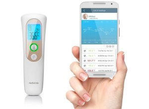 MOTOROLA Touchless Thermometer