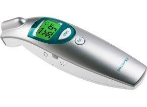 Medisana, Fieberthermometer, FTN, grau