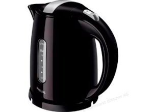 Philips HD4646/20 Wasserkocher 1,5L schwarz