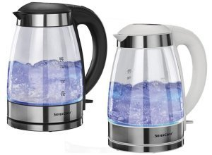 SILVERCREST® Glas Wasserkocher SWKG 2000 B1