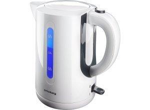 Privileg Wasserkocher KE7121, 1,5 l, 2200 W, weiß