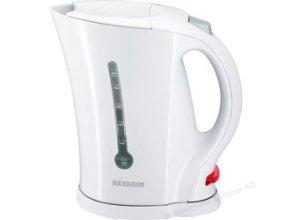 Severin WK 3482 Wasserkocher 1,7L weiß