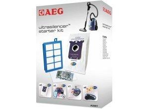 AEG Vorteil-Set AUSK 9, Filter-/Staubbeutel-Set für VX8