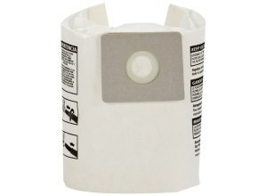 Shopvac Staubsaugerbeutel passend für 8-10 Liter Sauger, 5er Pack »Staubbeutel 8-10 L«, weiß