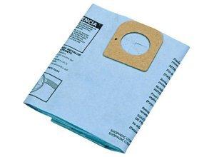 Shopvac Staubsaugerbeutel passend für Micro 16 Geräte, 5er Pack »Staubbeutel Micro 16 L«, blau