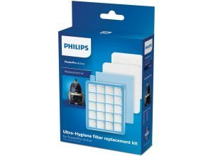 Philips Staubsauger Filter-Set FC8017/01 PowerPro Active
