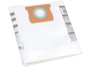 ShopVac Staubsaugerbeutel passend für 20 - 30 Liter Geräte, 5er Pack »Staubbeutel 20-30 L«, weiß