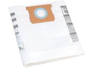 ShopVac Staubsaugerbeutel passend für 16 Liter Geräte, 5er Pack »Staubbeutel 16 L«, weiß