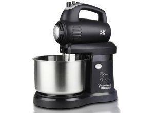 TEAM KALORIK Küchenmaschine TKG M 1007, 2,8 Liter, 300 Watt, schwarz