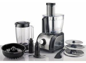 GORENJE Kompakt-Küchenmaschine SB800B, 800 W, 1,5 l Schüssel, schwarz