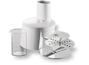 Bosch Durchlaufschnitzler »MUZ4DS3«: passend für alle Bosch MUM4...-Küchenmaschinen
