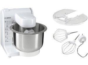 Bosch Küchenmaschine »MUM4407«, 3,9-Liter-Edelstahl-Rührschüssel, 500 Watt