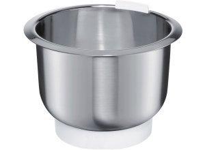 Bosch Edelstahl-Rührschüssel MUZ4ER2, passend zu Bosch Küchenmaschinen MUM4…, silberfarben