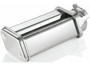 Bosch Spaghetti-Vorsatz MUZ5NV3: Zubehör für Bosch Küchenmaschine MUM5…, silberfarben