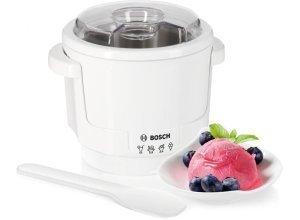 Bosch Eisbereiter MUZ5EB2: Zubehör für Bosch Küchenmaschine MUM 5…, weiß