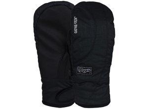 POW Crescent GTX Long Mitt + Merino Liner - Snowboard Handschuhe für Damen - Schwarz (black)