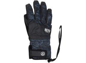 Neff Digger Snowboard Handschuhe - Schwarz (chillers)